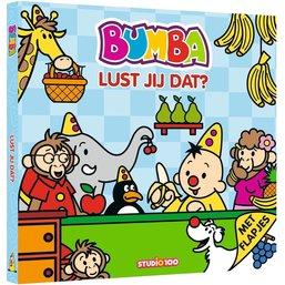 Bumba Kartonboek - Lust jij dat