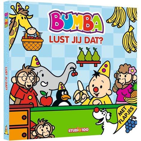 Boek Bumba: kartonboek Lust jij dat