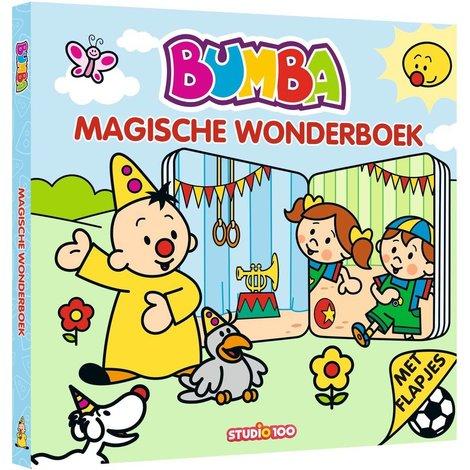 Bumba Kartonboek -  Magisch Wonderboek