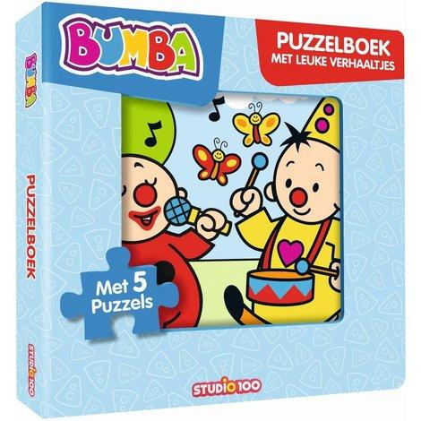 Bumba Puzzelboek