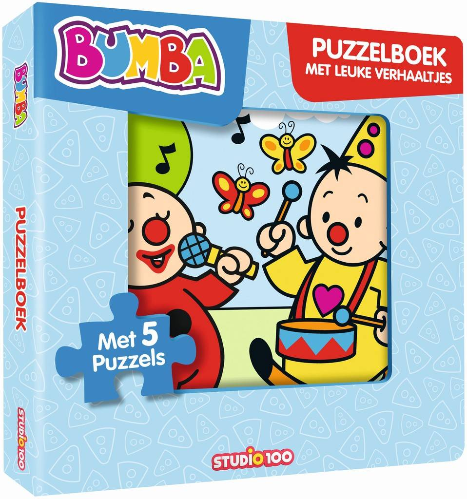 Bumba Boek - Puzzelboek