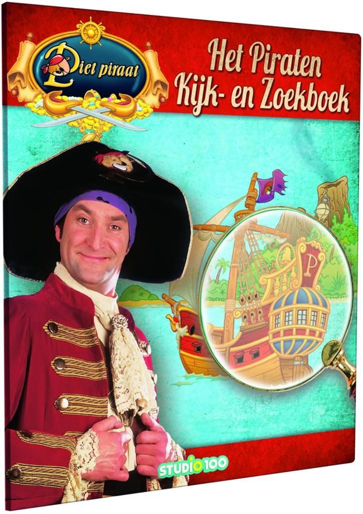Boek Piet Piraat: Zoek & vind