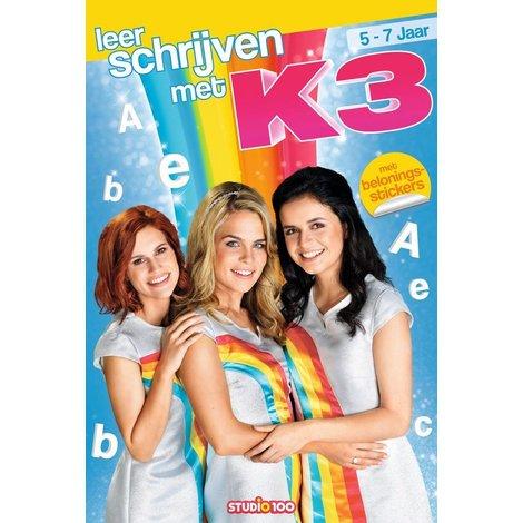 K3 Doeboek - Ik leer schrijven