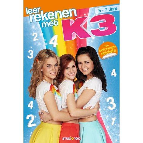 K3 Doeboek - Ik leer rekenen