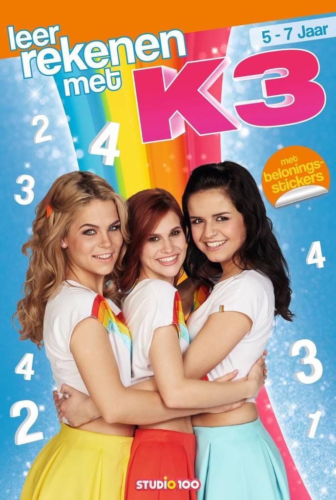 Doeboek K3: Ik leer rekenen