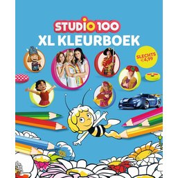 Studio 100 Livre à coloriages XL