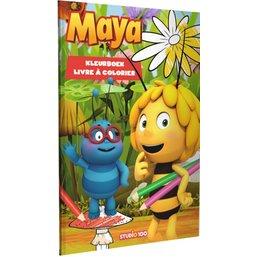 Maya Livre à colorier