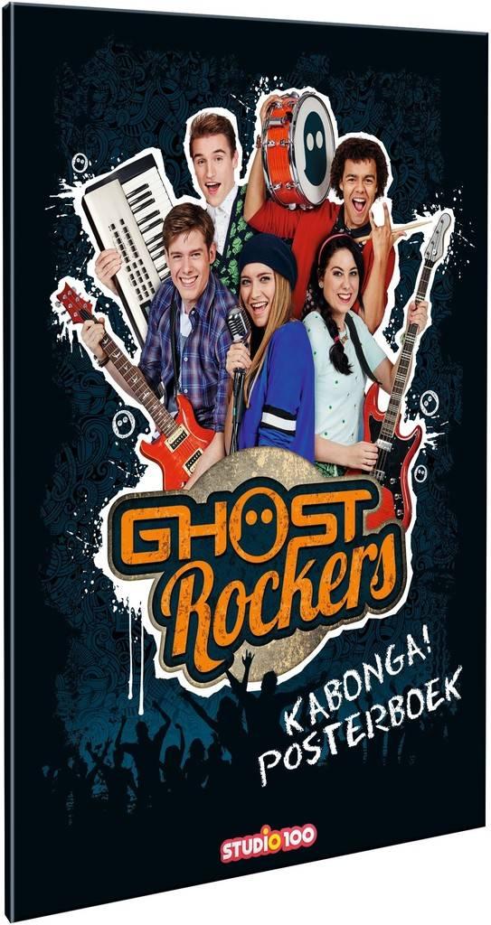 Ghost Rockers Posterboek