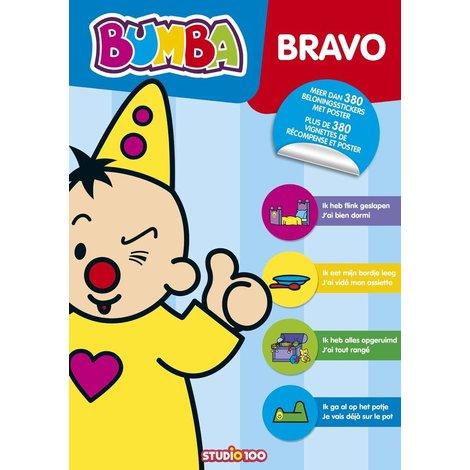 Bumba Stickerboek
