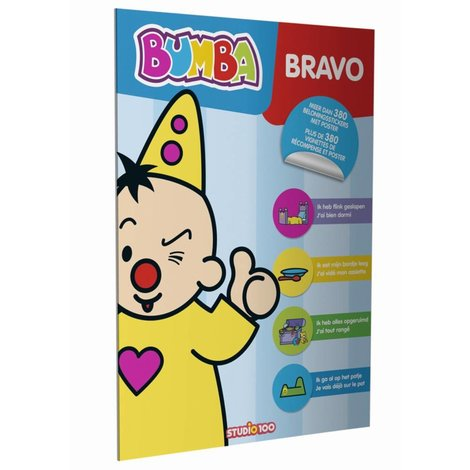 Stickerboek Bumba