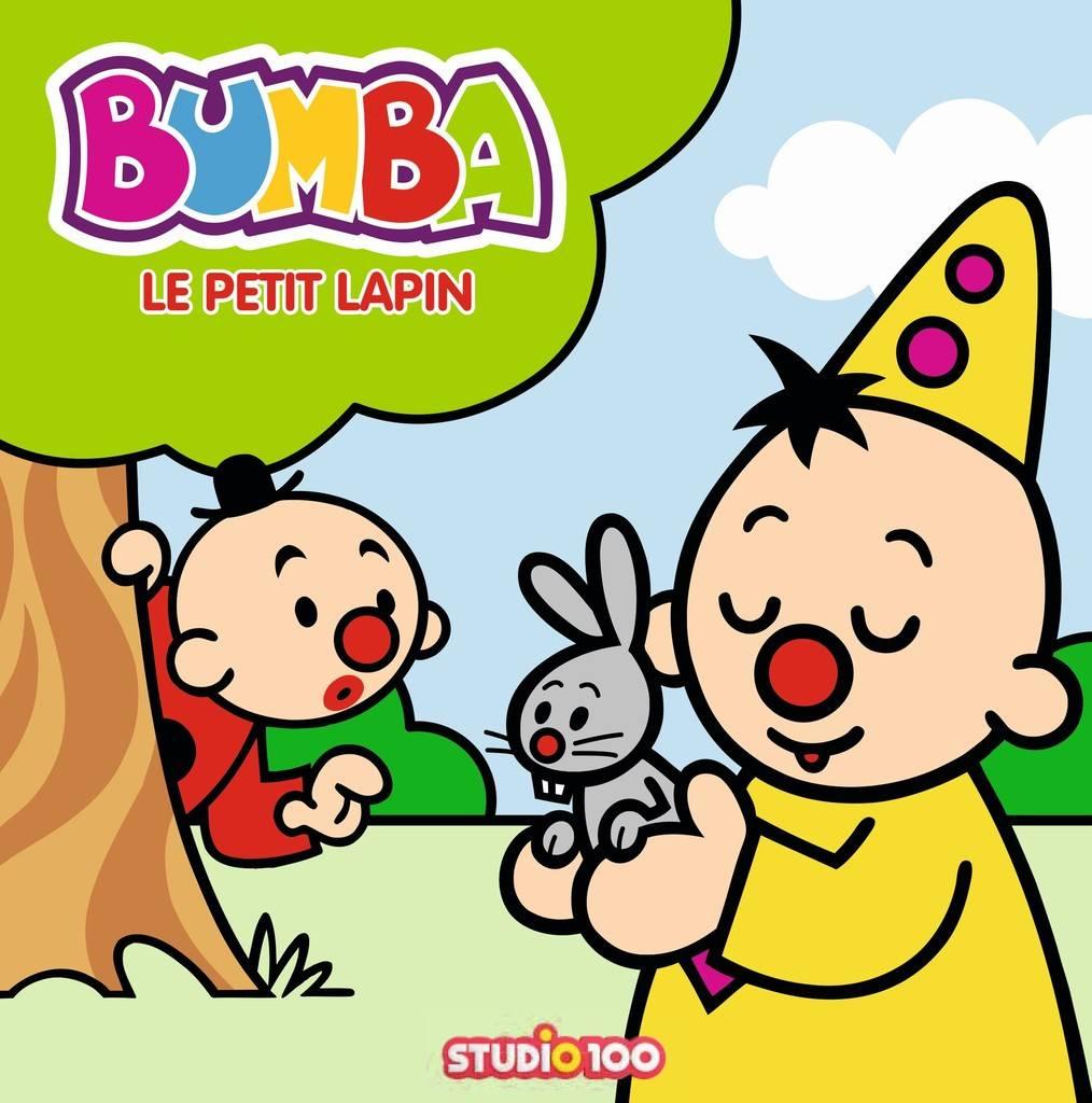 Livre Bumba: le petit lapin