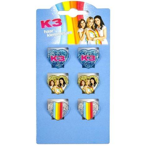 K3 Haarklemmetjes ToTum 6 stuks