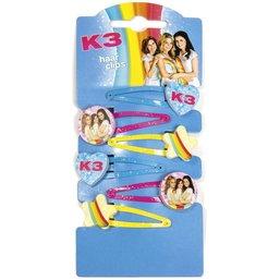 K3 Haarclips ToTum 6 stuks