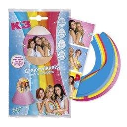 K3 enveloppements d'œufs ToTum