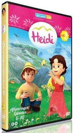Heidi DVD -Volume 2