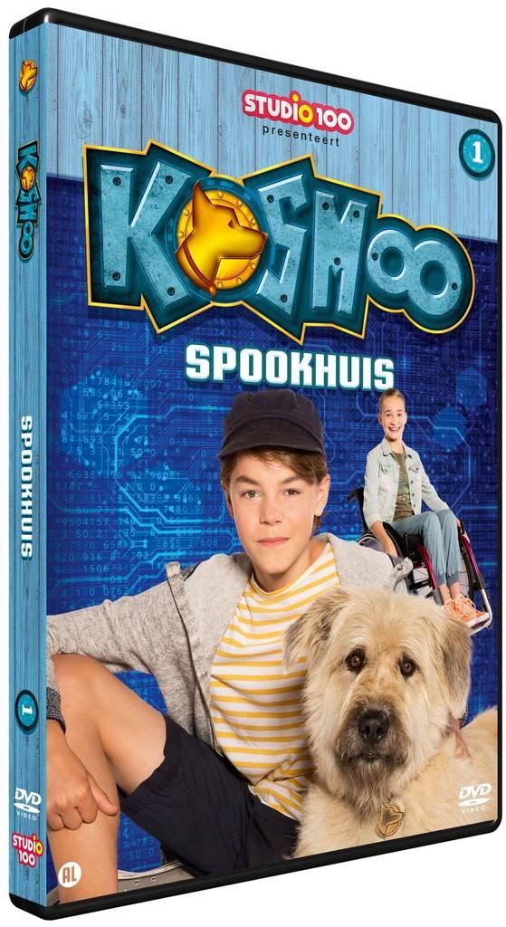 Kosmoo DVD - Spookhuis vol. 1