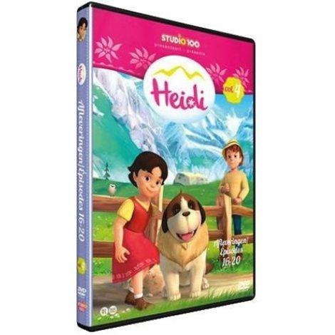 Heidi DVD - Vol. 4