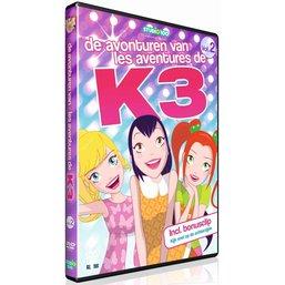 K3 DVD- Les aventures de K3 vol. 2
