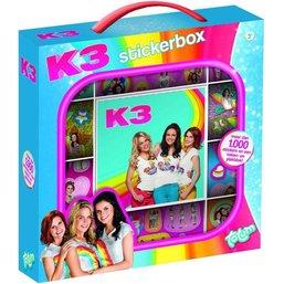 K3 Stickerbox - 1000+ stickers