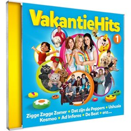 Cd Studio 100 vakantiehits vol. 1