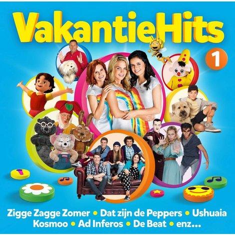 Studio 100 CD - Vakantiehits vol. 1