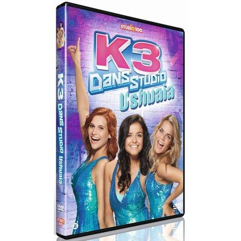 K3 Dvd dans studio - Ushuaia