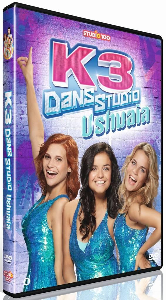 Dvd K3: dans studio - Ushuaia