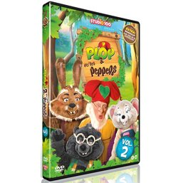 Dvd Plop: Plop en de Peppers vol. 2