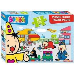 Puzzle Bumba - Pilote, 35 pièces