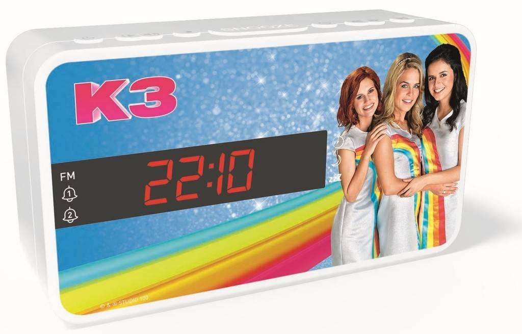 Wekkerradio K3