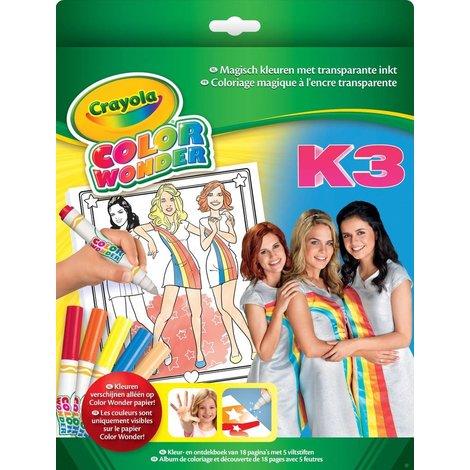 Color Wonder set K3