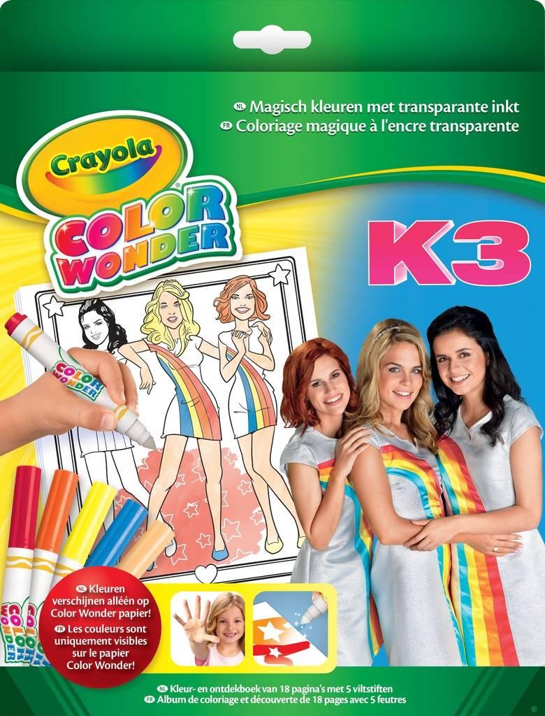 K3 Color Wonder set K3