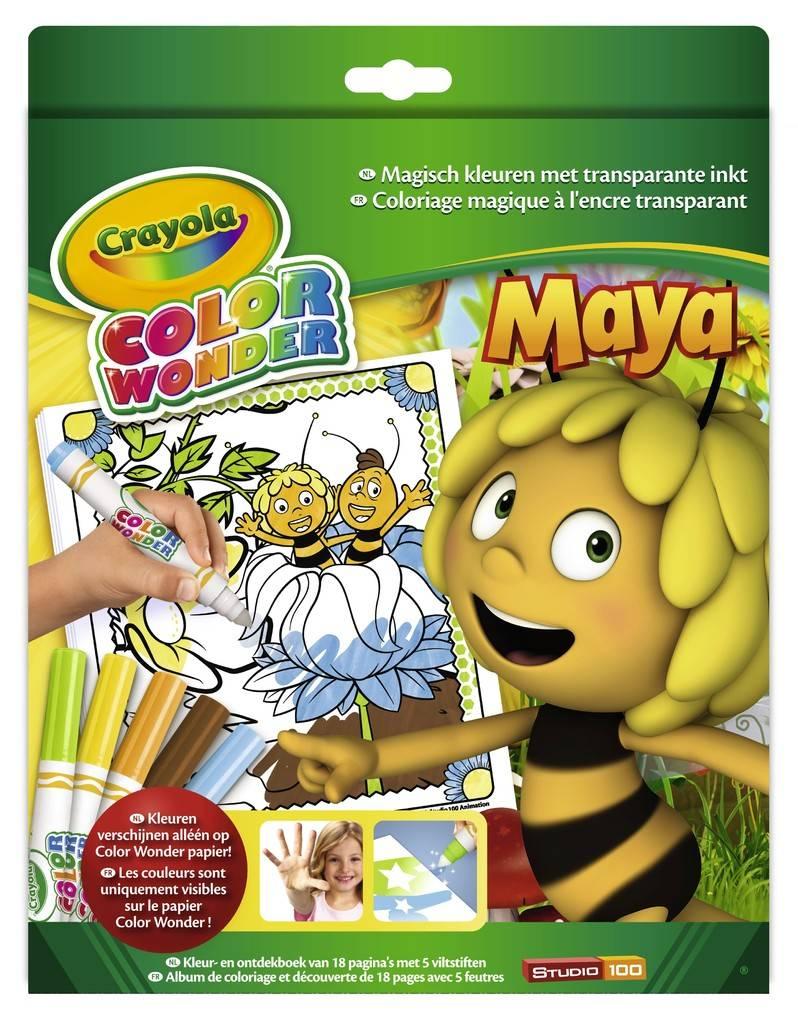 Color Wonder set Maya de Bij