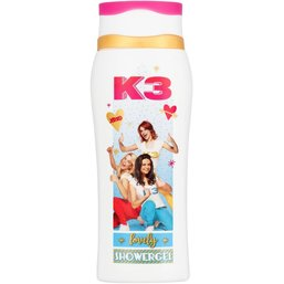 K3 Showergel 250 ml