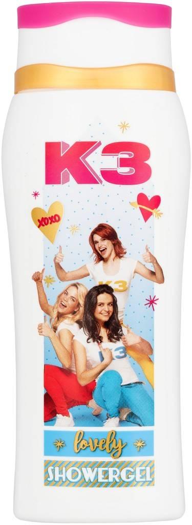 K3 Showergel 250 ml