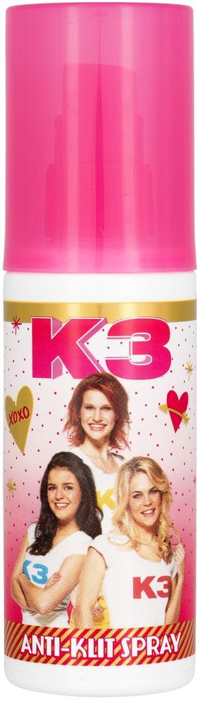 Anti-klitspray K3