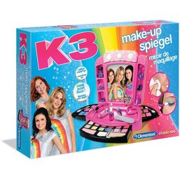 Make-up spiegel K3 Clementoni