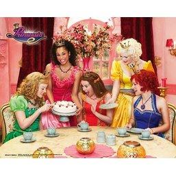 Prinsessia Poster 40x50 cm taart