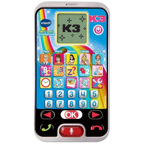 K3 Bel en Leer Telefoon