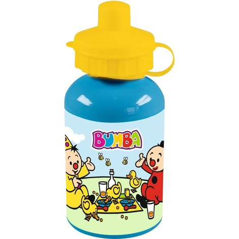 Bidon Bumba blauw: 250 ml