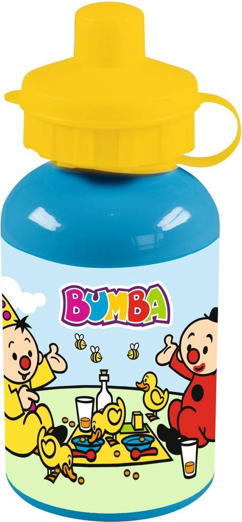Bumba Drinkfles blauw - 250 ml