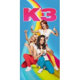 K3 Badlaken 75x150 cm
