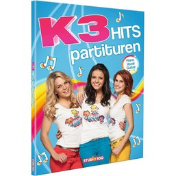 K3 Partiturenboek