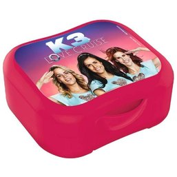 Koekendoosje K3 roze: Love Cruise