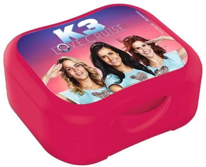K3 Boîte à biscuits - Love Cruise