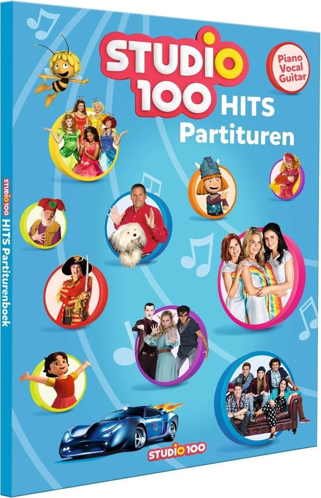 Studio 100 Partiturenboek