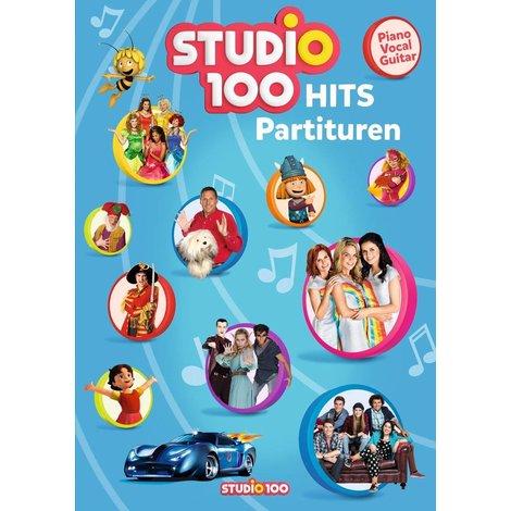 Studio 100 Boek- Partiturenboek
