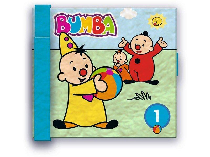 Bumba Boek Bumba: knisperboek - Studio 100 Webshop