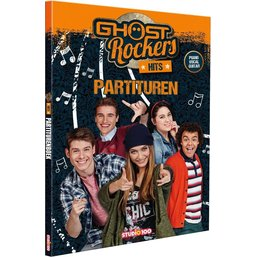 Ghost Rockers Partiturenboek