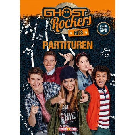 Ghost Rockers Partiturenboek